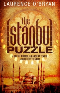 The Istanbul Puzzle Cover Art Sample 1
